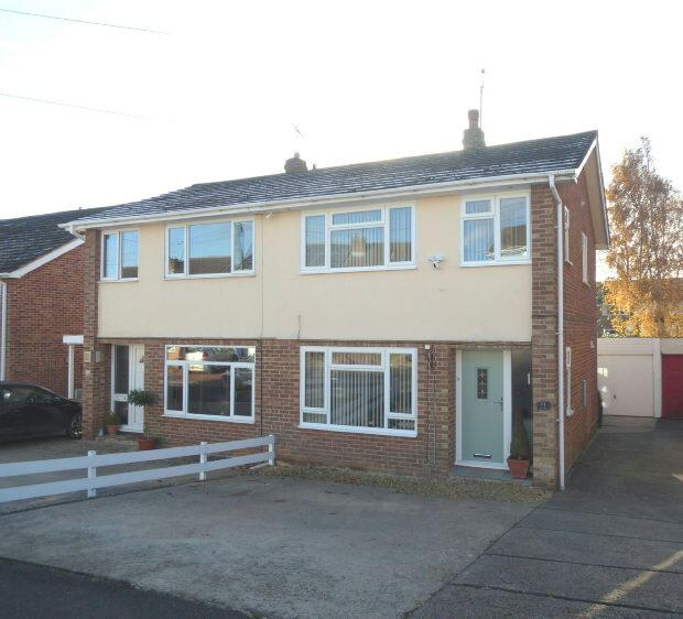 3 Bedrooms Semi Detached House for sale in Austin Drive, Banbury
