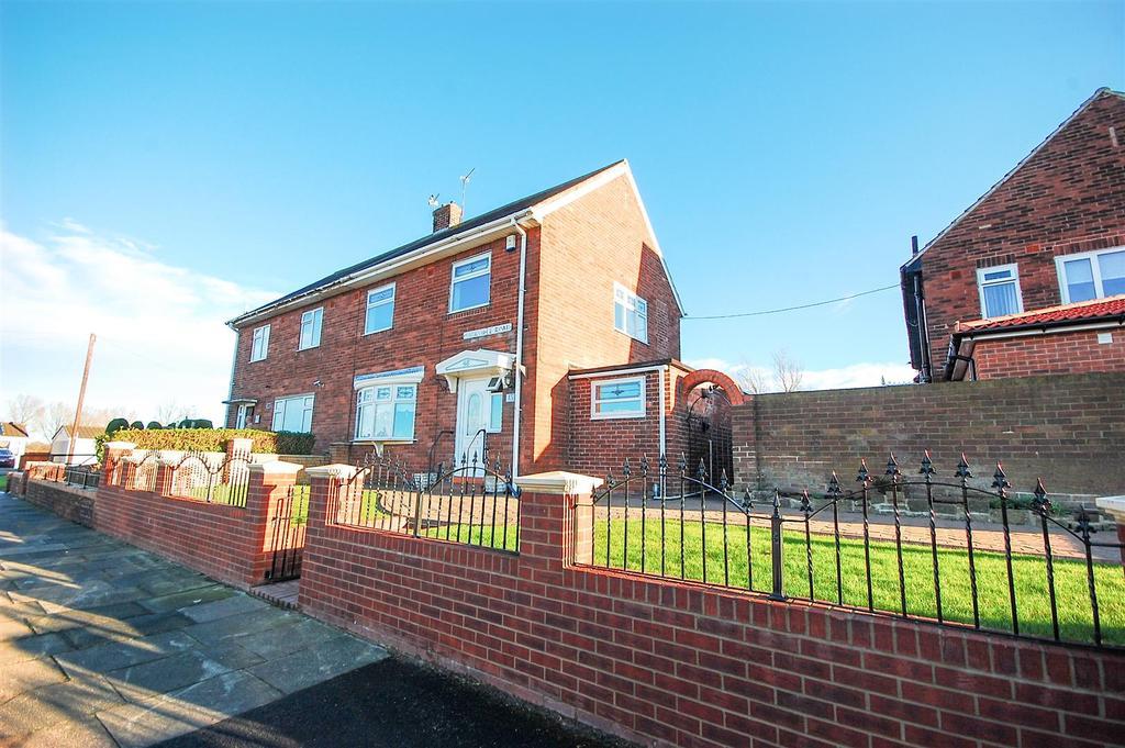 3 Bedrooms Semi Detached House for sale in Sackville Road, Springwell, Sunderland