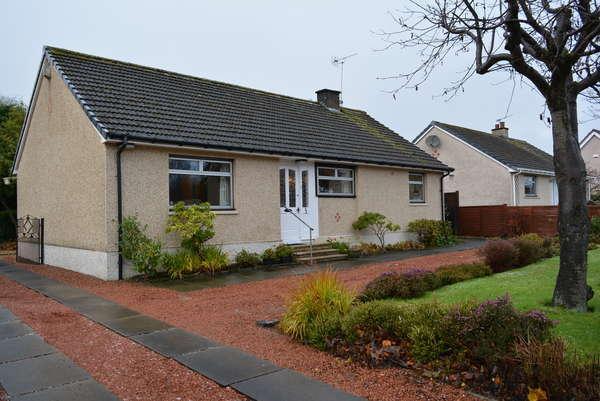 3 Bedrooms Detached Bungalow for sale in 5 Ryefield Avenue, Coatbridge, ML5 1LG