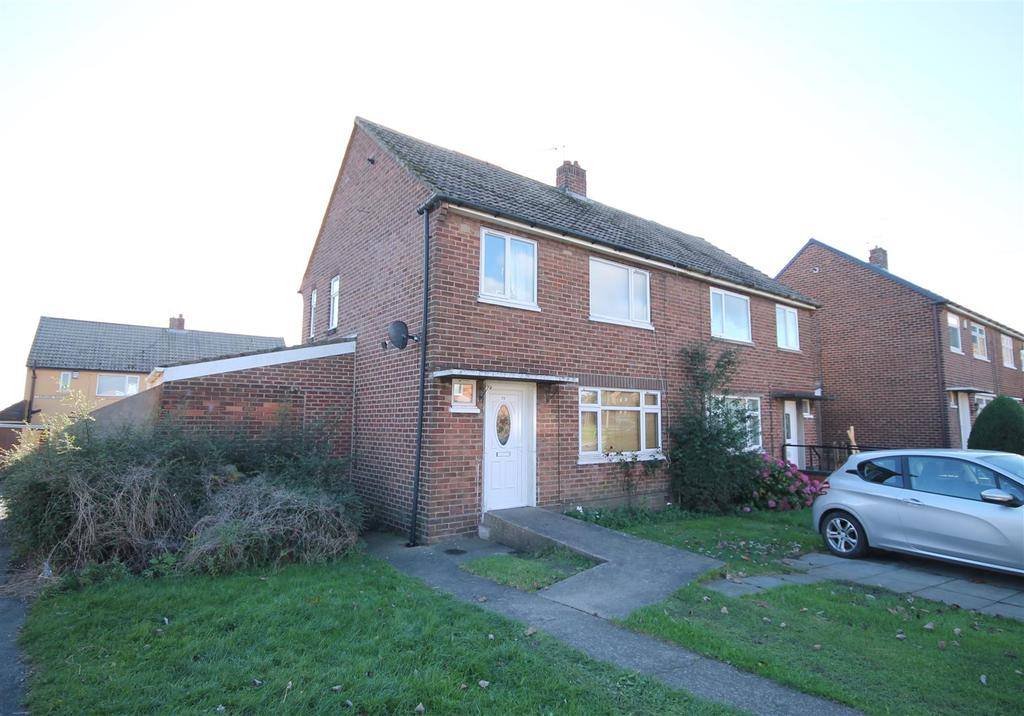 3 Bedrooms Semi Detached House for sale in Meadow Road, Trimdon Village