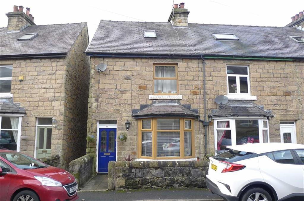 3 Bedrooms End Of Terrace House for sale in Nunsfield Road, BUXTON, Derbyshire
