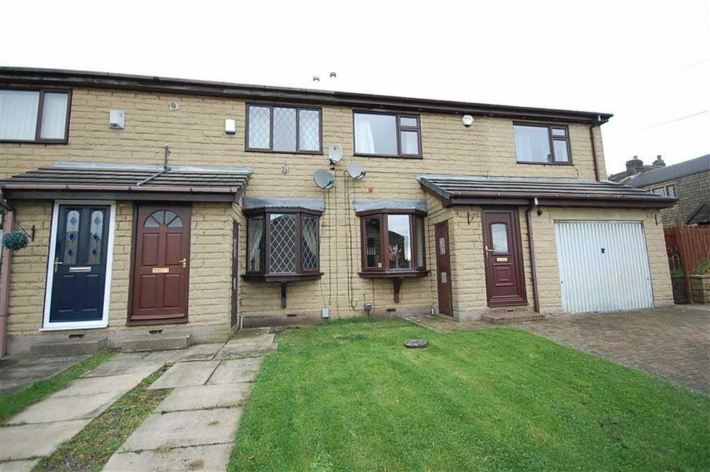 2 Bedrooms Terraced House for sale in Morlands Close, Staincliffe, Dewsbury, West Yorkshire, WF13