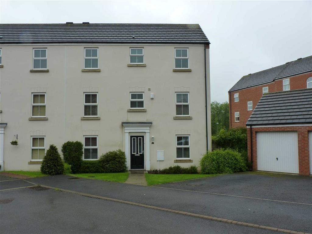 4 Bedrooms Town House for rent in Chepstow Close, Catterick Garrison, North Yorkshire