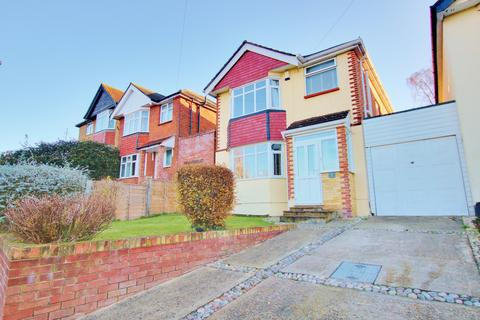 3 bedroom detached house for sale - GREAT SIZED BEDROOMS! LOUNGE/DINER! UTILITY! STUDY! GOOD SIZED GARDEN!