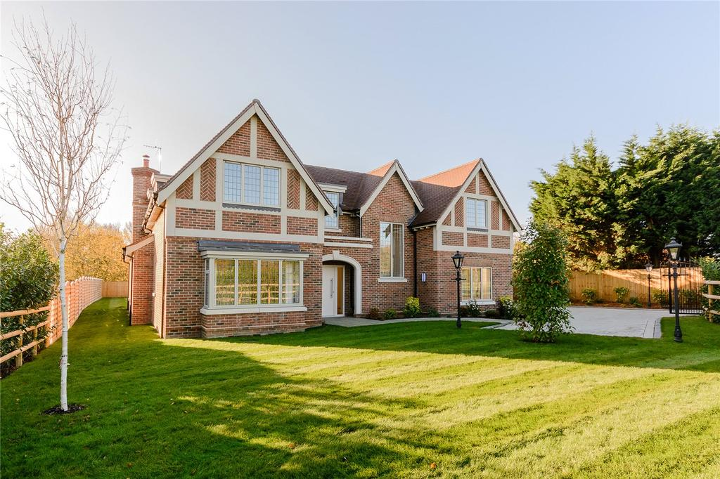 5 Bedrooms Detached House for sale in Summerson House, Green Lane, Littlewick Green, Berkshire, SL6