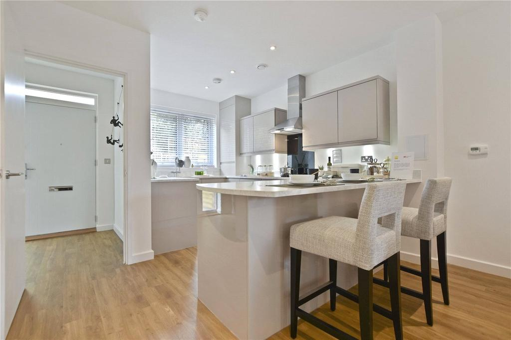 3 Bedrooms House for sale in Reynard Mills, Windmill Road, Brentford, Middlesex, TW8