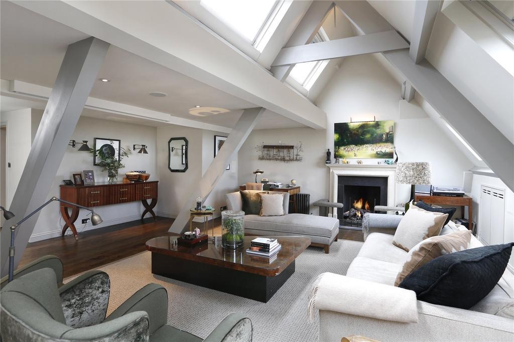 3 Bedrooms Penthouse Flat for sale in The Village, 101 Amies Street, Battersea, London, SW11