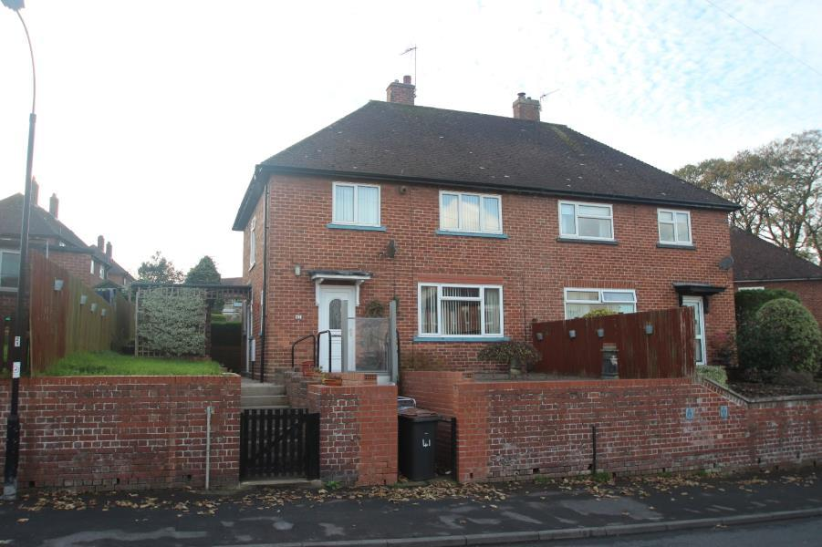 3 Bedrooms Semi Detached House for sale in HALFPENNY LANE, KNARESBOROUGH, HG5 0PB