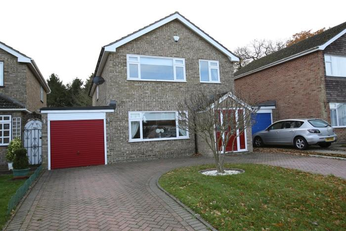 4 Bedrooms Detached House for sale in KETTLEBURY WAY, MARDEN ASH, ONGAR CM5