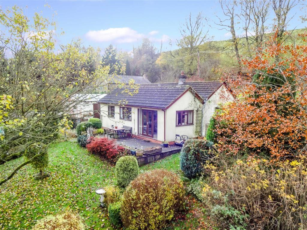 2 Bedrooms Detached Bungalow for sale in Obley, Bucknell