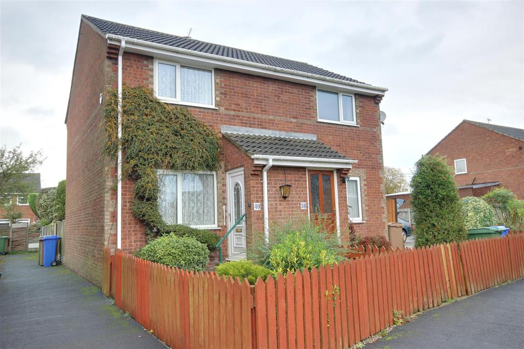 1 Bedroom Semi Detached House for sale in Blackthorn Close, Newport, Brough