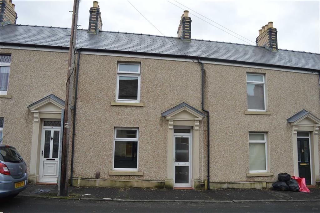 3 Bedrooms Terraced House for sale in Aberdyberthi Street, Swansea, SA1