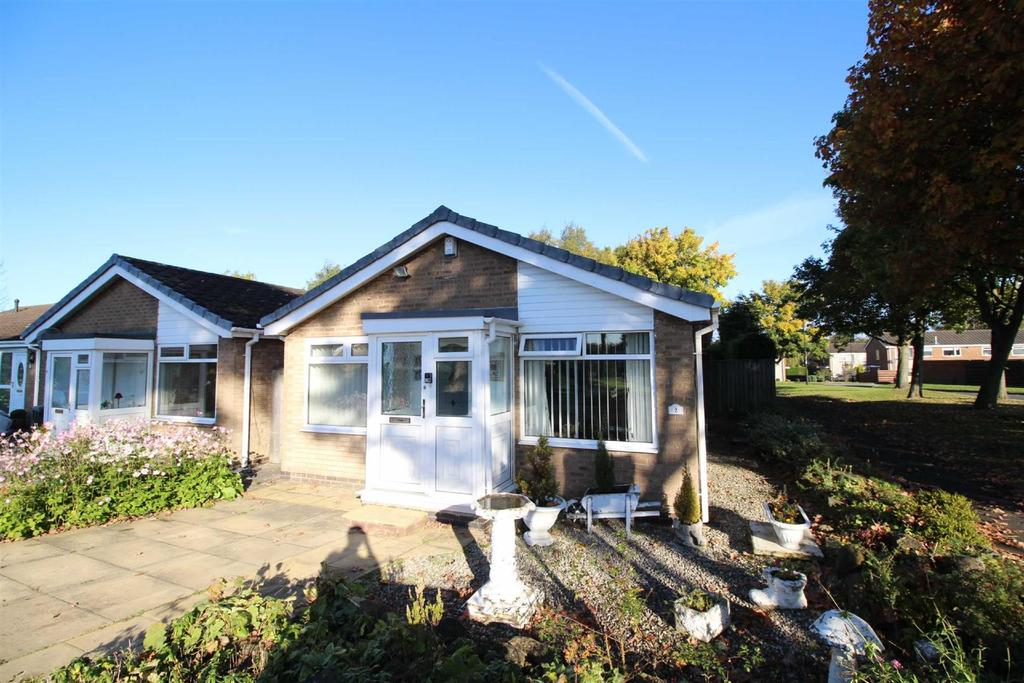 2 Bedrooms Detached Bungalow for sale in Sandford Mews, Newcastle Upon Tyne