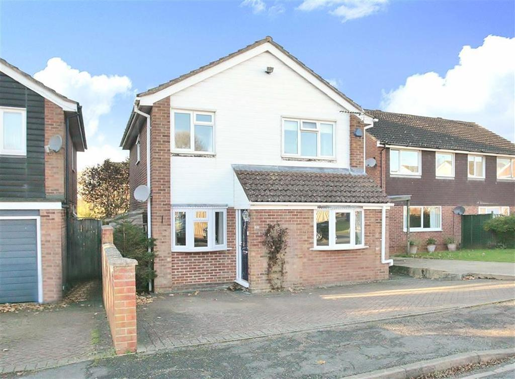 4 Bedrooms Detached House for sale in Romney Road, Banbury