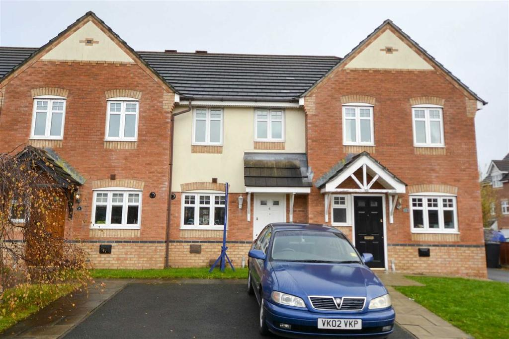 2 Bedrooms Terraced House for sale in Stuart Close, Platt Bridge, Wigan, WN2