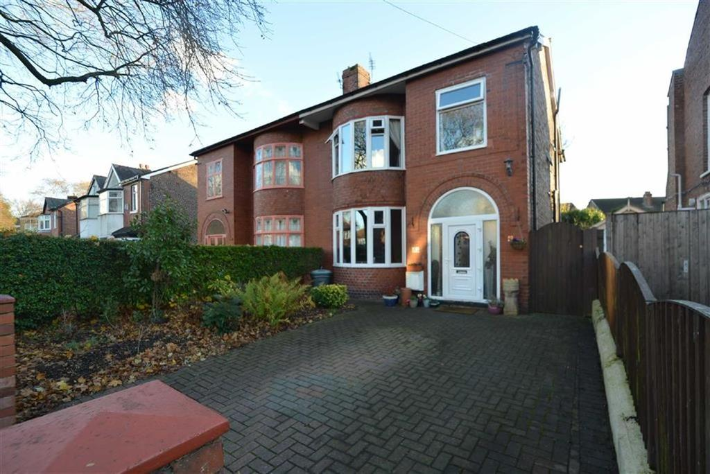 4 Bedrooms Semi Detached House for sale in Brooks Road, OLD TRAFFORD, Manchester