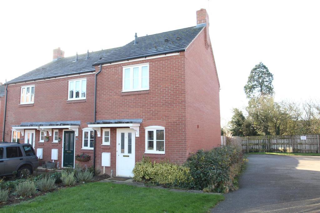 2 Bedrooms House for sale in Maltings Field, Castlethorpe, Milton Keynes