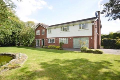 8 bedroom detached house to rent - Milverton Rd, Bramhall, Cheshire SK4