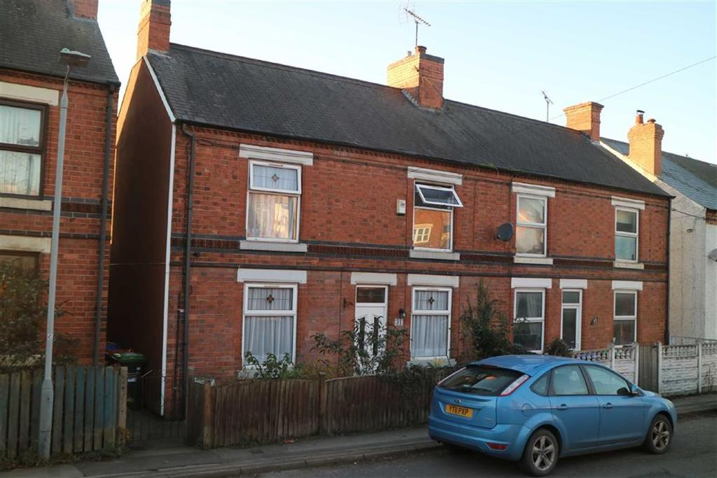 2 Bedrooms Semi Detached House for sale in Station Road, Selston, NG16