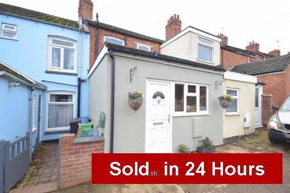 2 Bedrooms Terraced House for sale in Coronation Avenue, Rothwell, Kettering