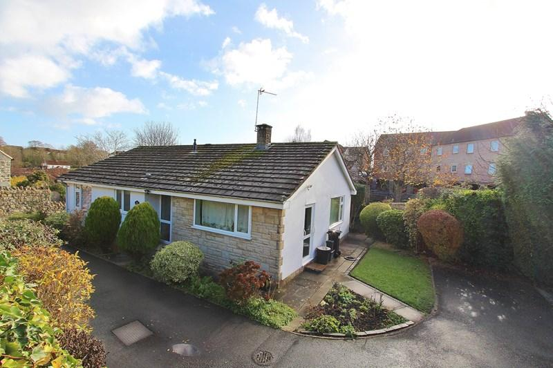 3 Bedrooms Detached Bungalow for sale in Dapps Lane, Keynsham, Bristol