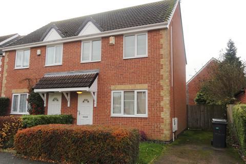 3 bedroom semi-detached house to rent - Trefoil Close, Leicester LE5
