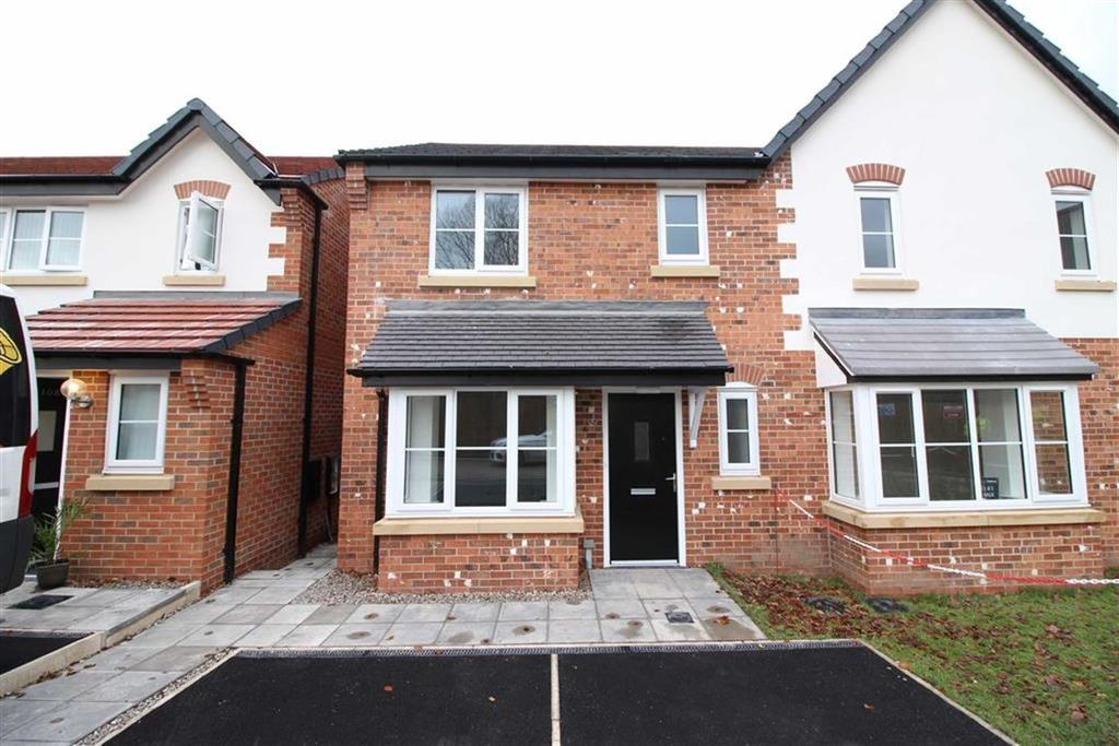 3 Bedrooms Semi Detached House for rent in Severn Way, Holmes Chapel, Cheshire