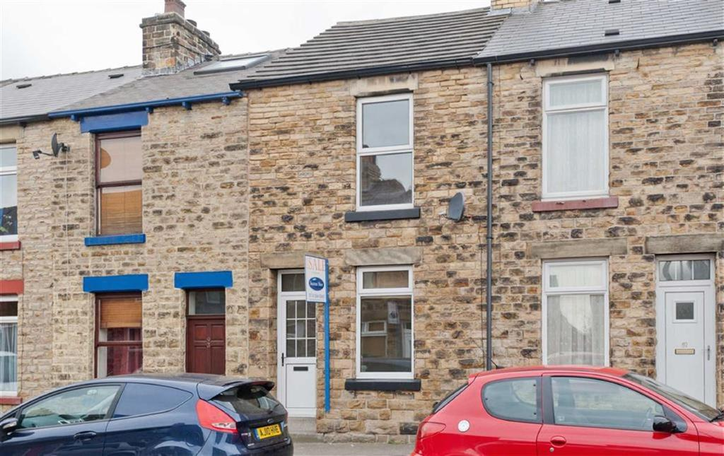 2 Bedrooms Terraced House for sale in Flodden Street, Crookes, Sheffield, S10