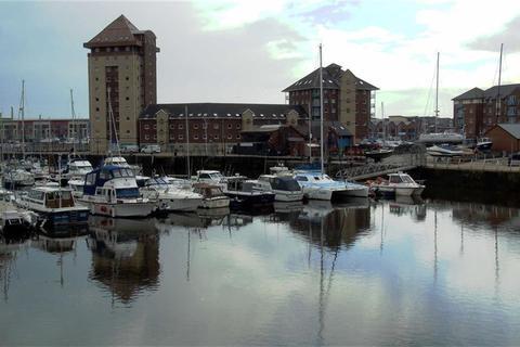 2 bedroom flat for sale - Pocketts Wharf, Marina, Swansea