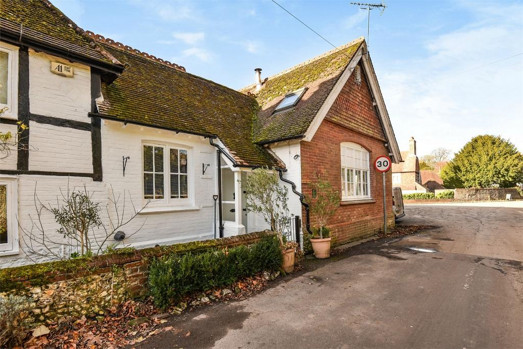3 Bedrooms Semi Detached House for sale in Station Road, West Meon, Petersfield, Hampshire
