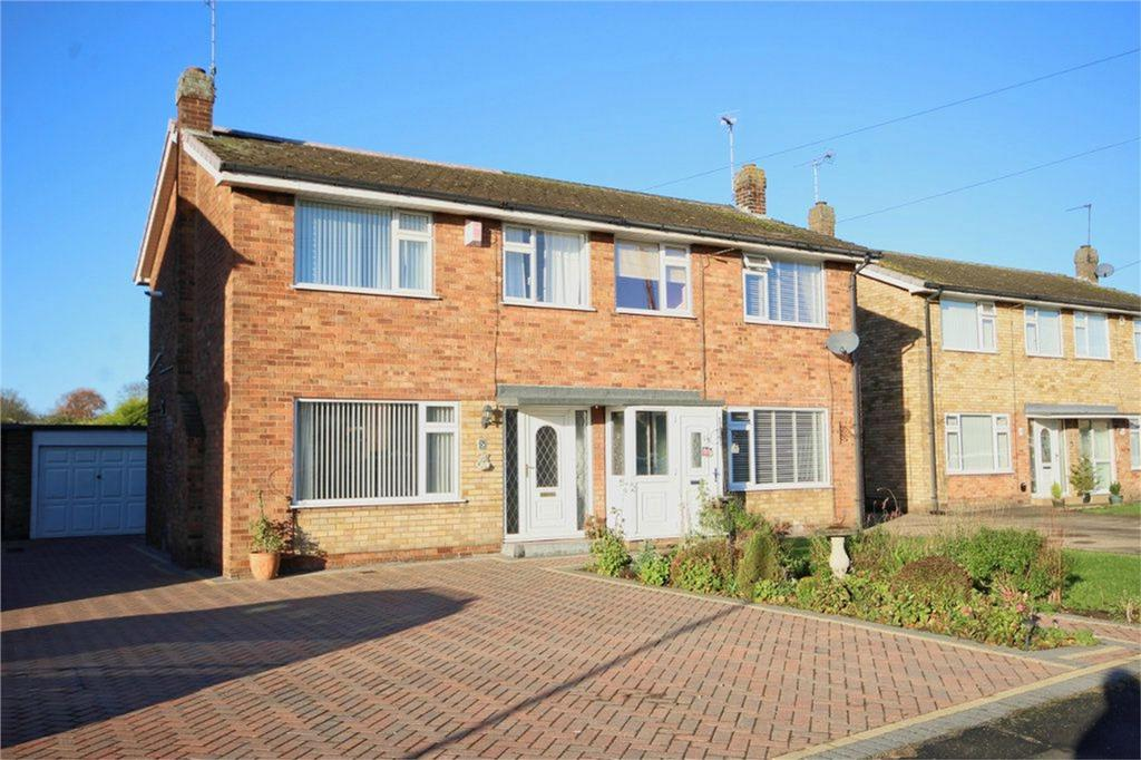 3 Bedrooms Semi Detached House for sale in 5 Freeman Avenue, Brough, East Riding of Yorkshire