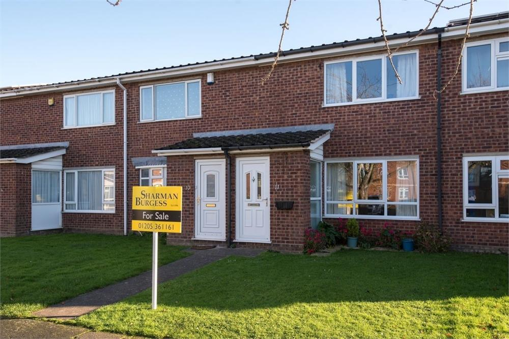 2 Bedrooms Terraced House for sale in Eaton Road, Boston, Lincolnshire