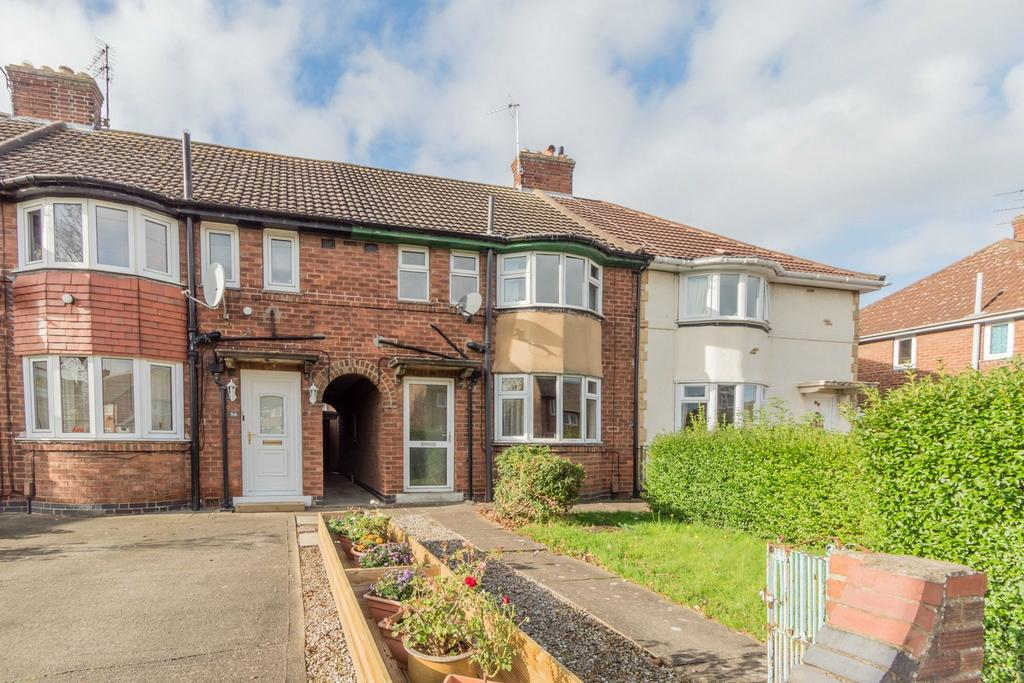 3 Bedrooms Terraced House for sale in Kingsway West, YORK