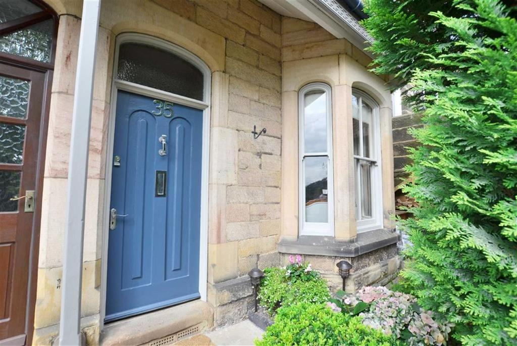 3 Bedrooms Semi Detached House for sale in 35, New Street, Matlock, Derbyshire, DE4