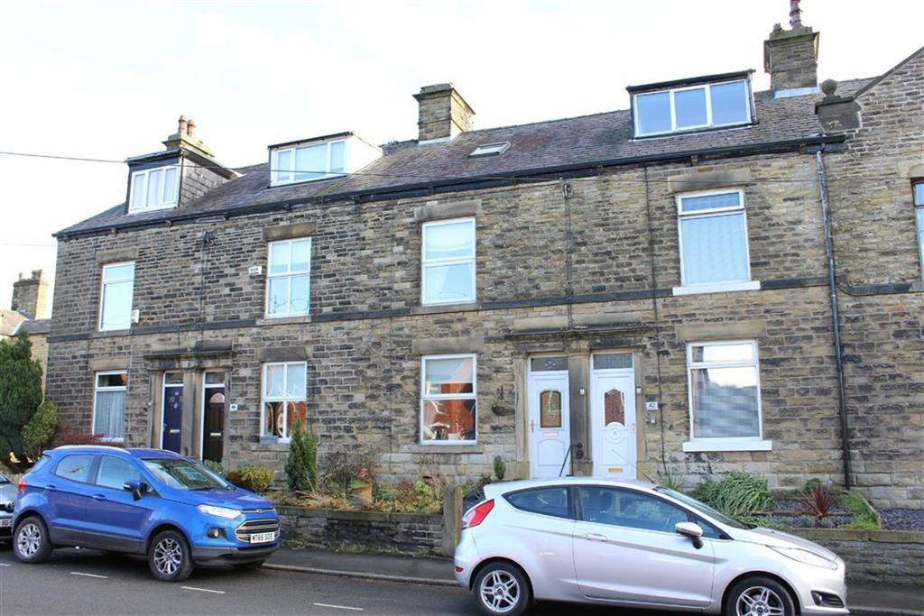 3 Bedrooms Terraced House for sale in Hayfield Road, New Mills, High Peak, Derbyshire