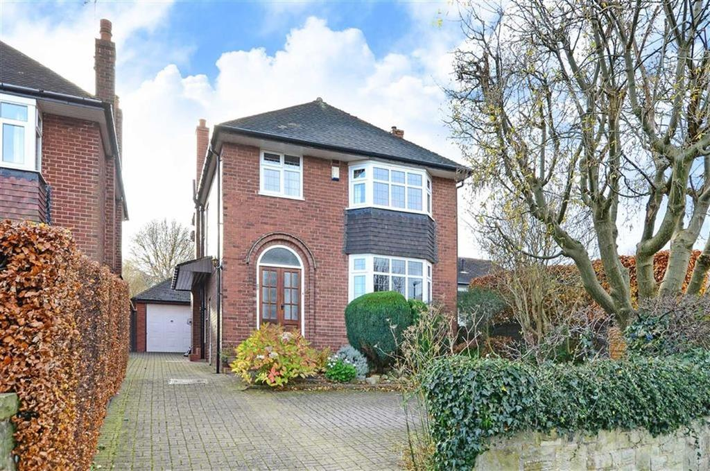 3 Bedrooms Detached House for sale in 23, Sunningdale Mount, Ecclesall, Sheffield, S11