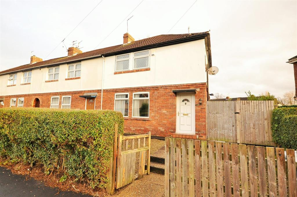 3 Bedrooms Town House for sale in Etty Avenue, Hull Road, York