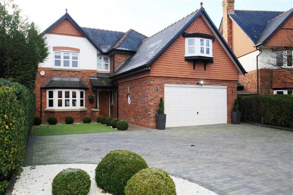 4 Bedrooms Detached House for sale in Knightsbridge Close, Wilmslow