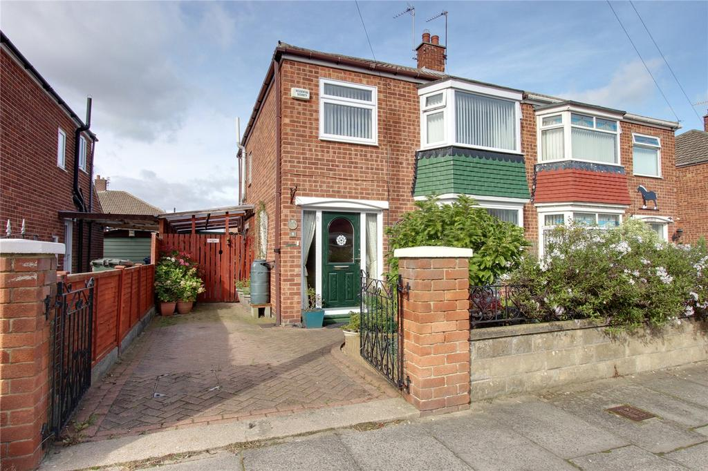 3 Bedrooms Semi Detached House for sale in Balmor Road, Normanby