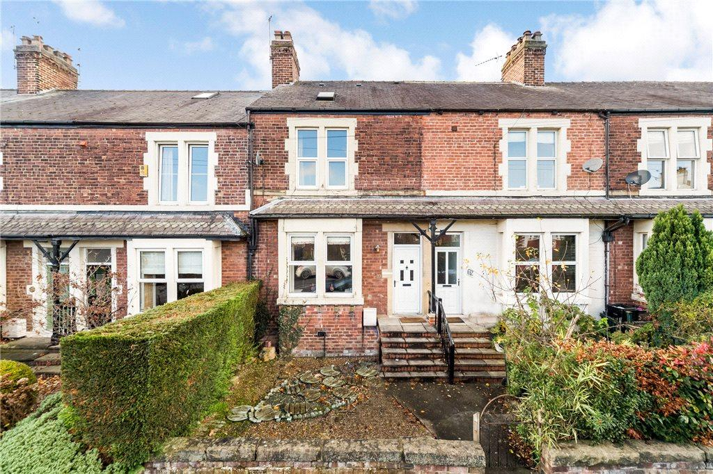 4 Bedrooms Terraced House for sale in Stonefall Avenue, Harrogate, North Yorkshire