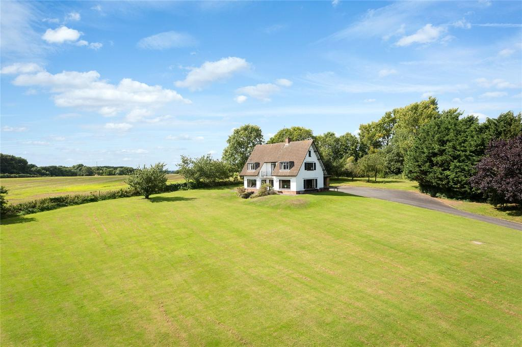 6 Bedrooms Detached House for sale in Church Lane, Stoke Bruerne, Towcester, Northamptonshire, NN12