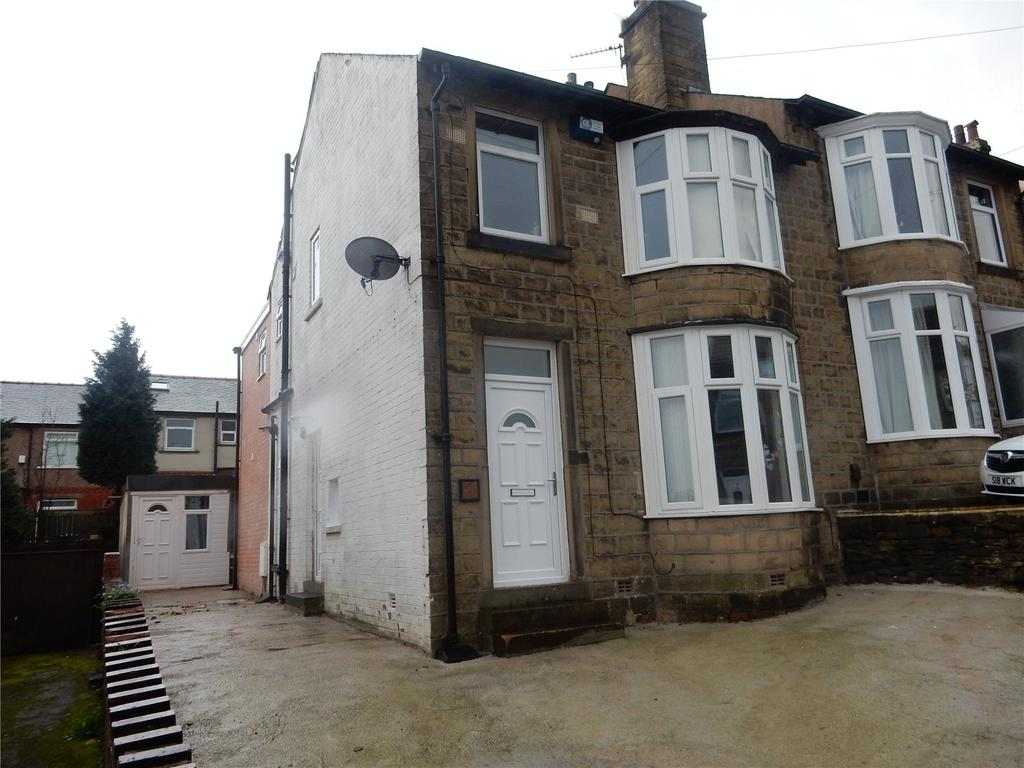5 Bedrooms Semi Detached House for sale in William Street, Crosland Moor, Huddersfield, HD4