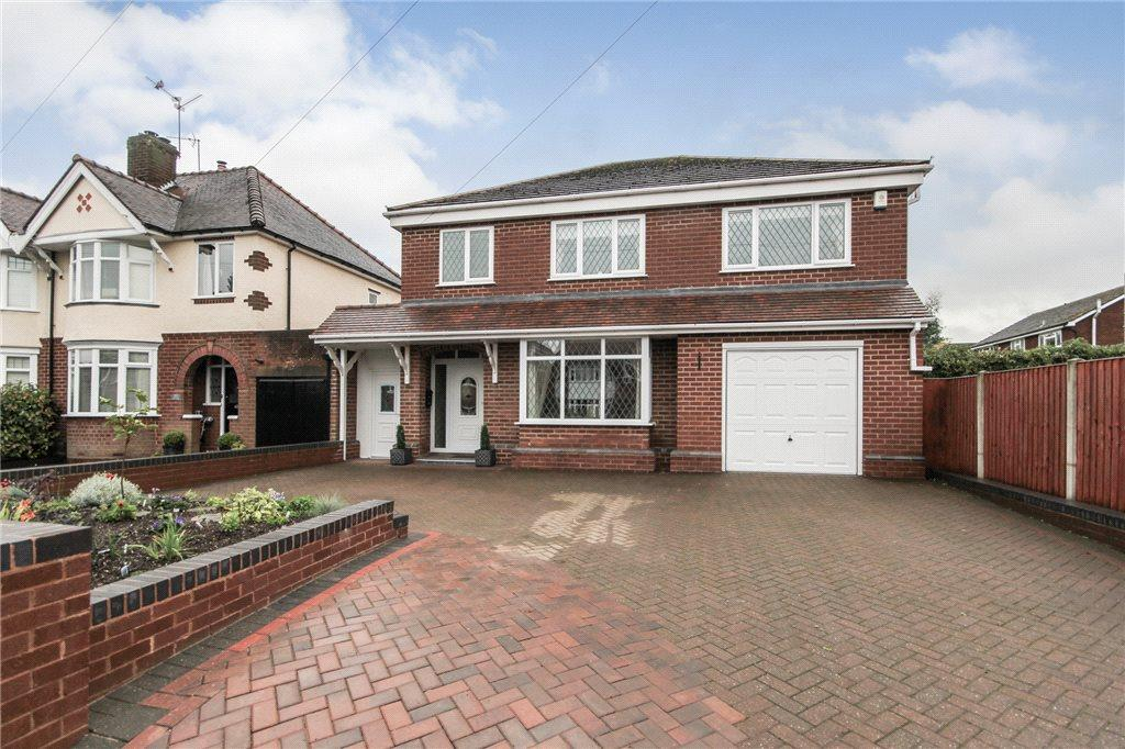 5 Bedrooms Detached House for sale in Whittington Road, Norton, Stourbridge, West Midlands, DY8
