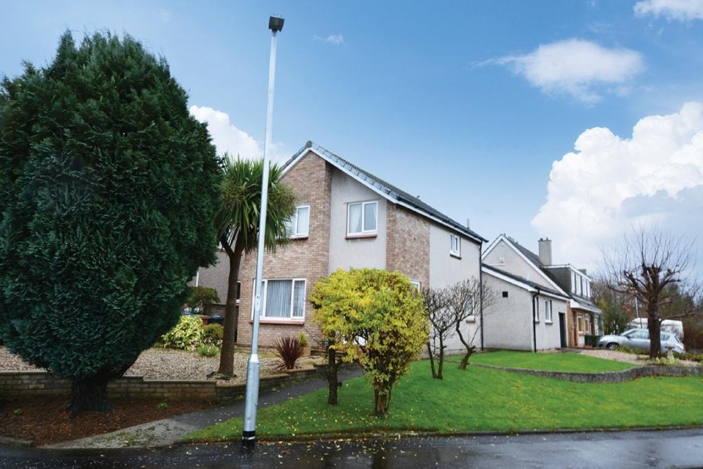 3 Bedrooms Detached Villa House for sale in 1 Fife Place, Fairlie, KA29 0BU