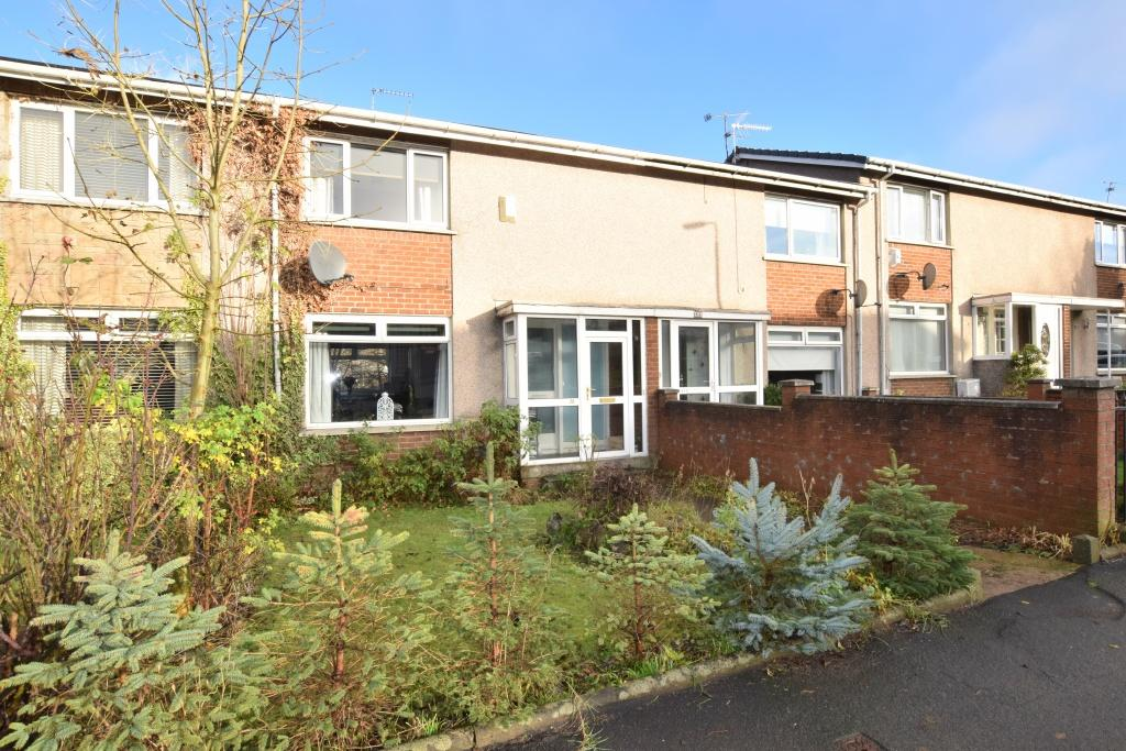 2 Bedrooms Terraced House for sale in 79 Almond Road, Bearsden, G61 1RG