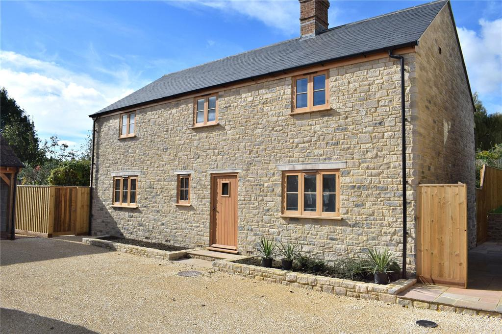 3 Bedrooms Detached House for sale in Chalk Pit Lane, Litton Cheney, Dorchester, Dorset