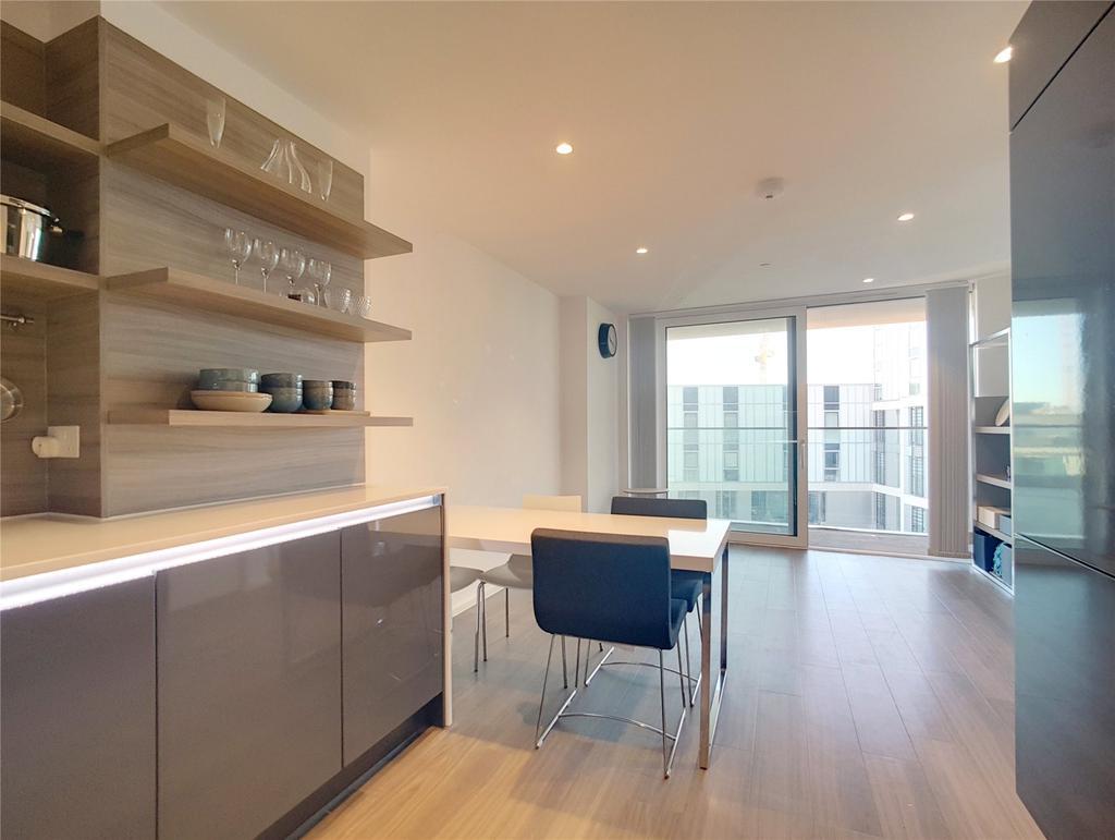 1 Bedroom Flat for sale in Buckhold Road, London, SW18