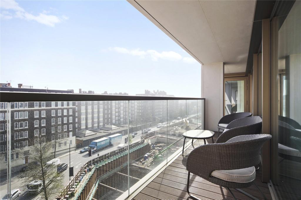 3 Bedrooms Flat for sale in Trinity House, 377 Kensington High Street, London, W14