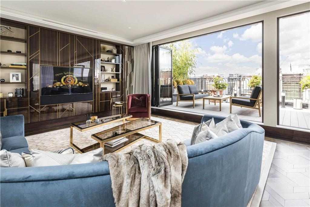 5 Bedrooms Penthouse Flat for sale in Greybrook House, 28 Brook Street, London, W1K