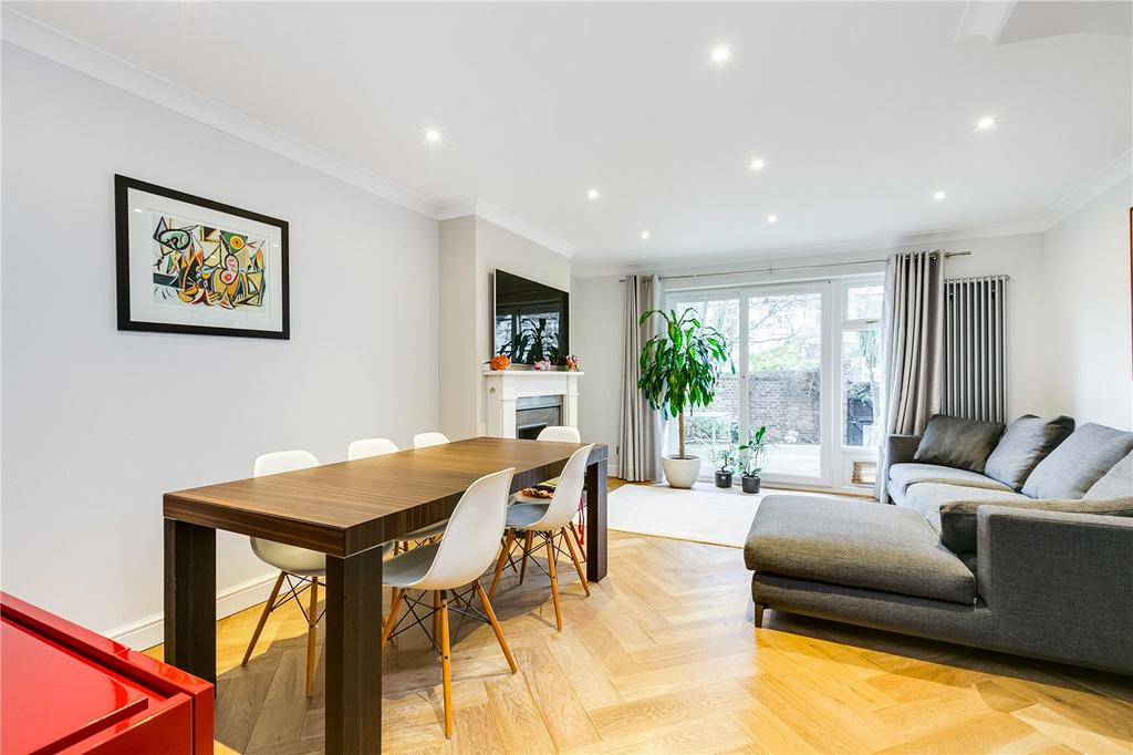 4 Bedrooms Terraced House for sale in Hurlingham Square, Peterborough Road, London, SW6